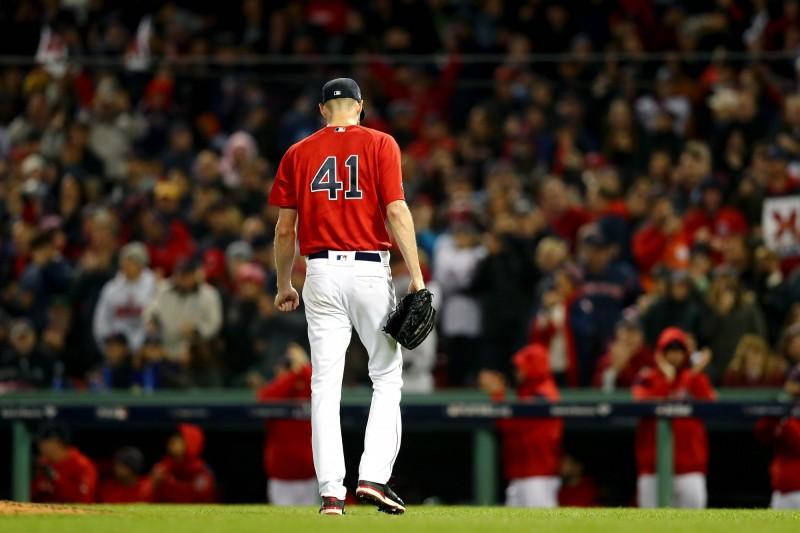 MLB》單場狂噴10保送 紅襪追平隊史季後賽最慘紀錄(影音)