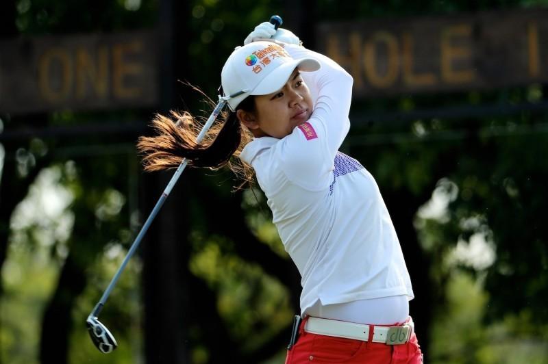 高球》別克LPGA上海賽首回合 徐薇淩並列第10