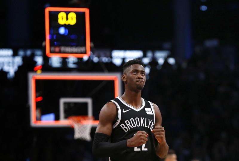 NBA》飆生涯新高28分 籃網雷佛特準絕殺氣走尼克(影音)