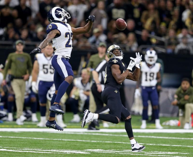 NFL》72碼達陣宣判對手死刑 湯瑪斯獲選本周最佳好球(影音)