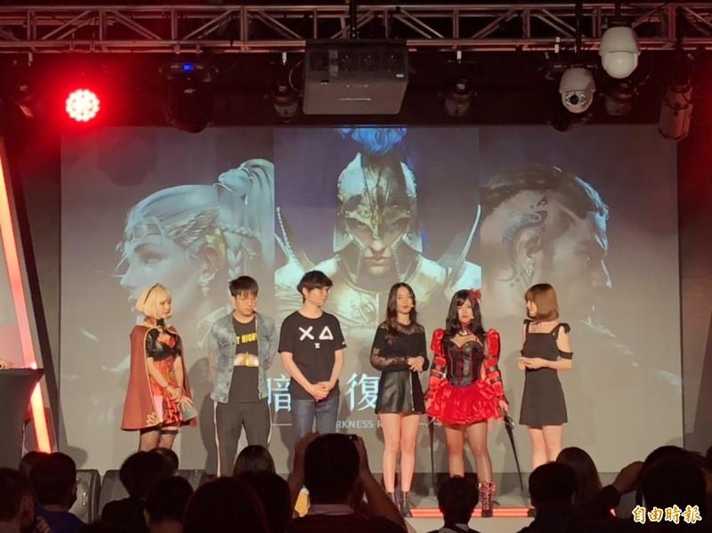 電競》暗黑復仇者3見面會登場  玩家對戰拚虛寶