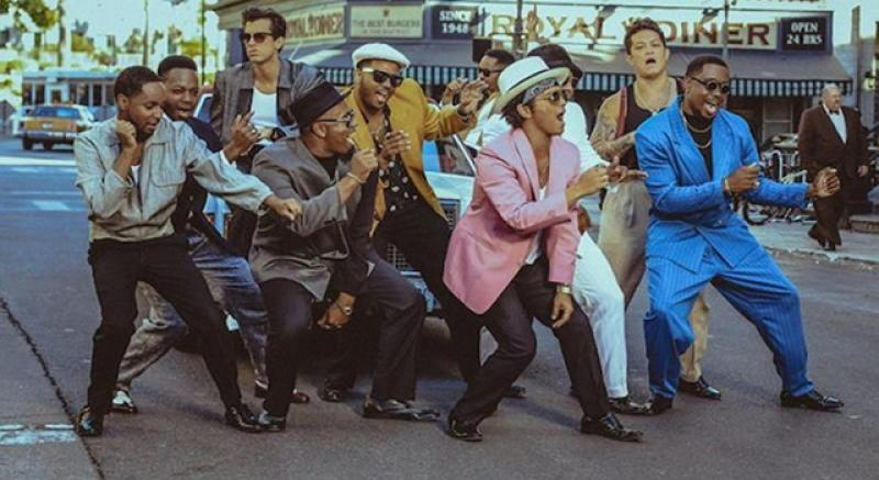 Uptown Funk Istyle