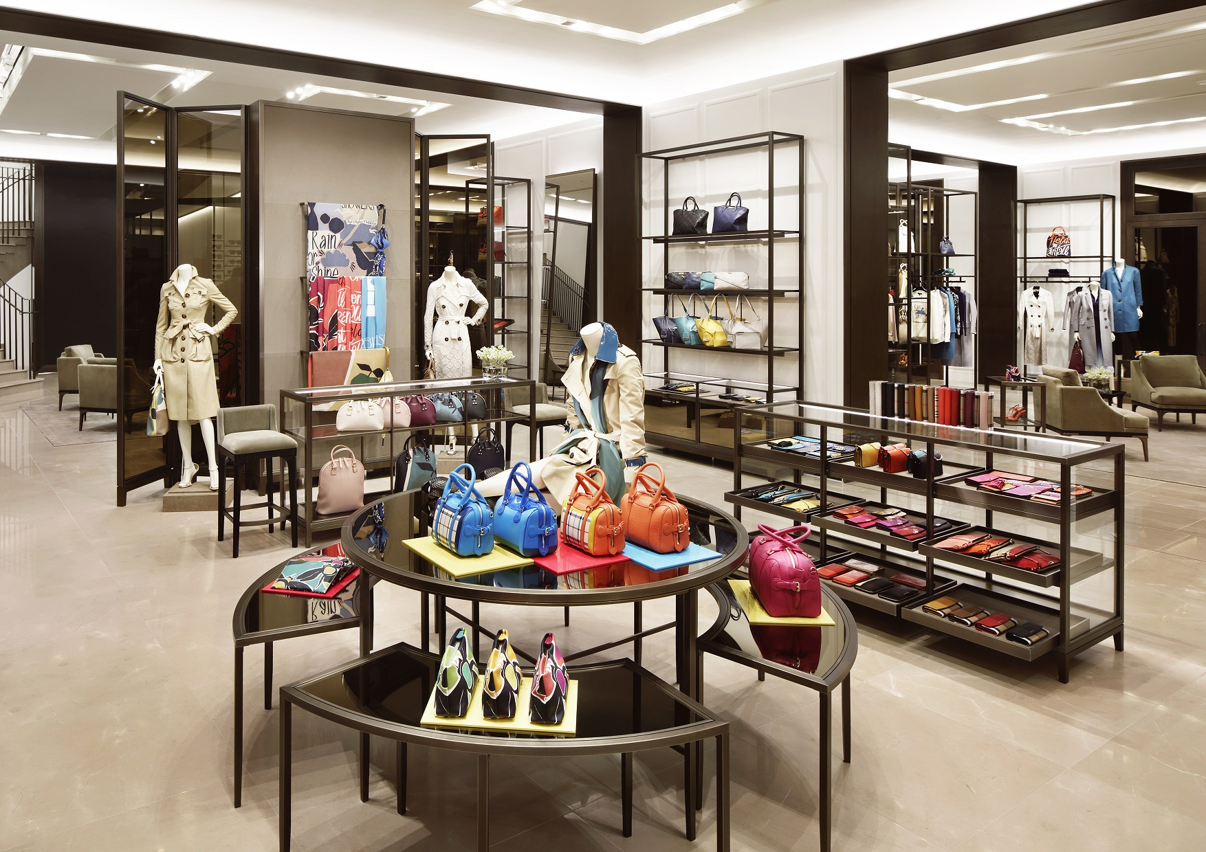 Burberry Fashion Show Mall