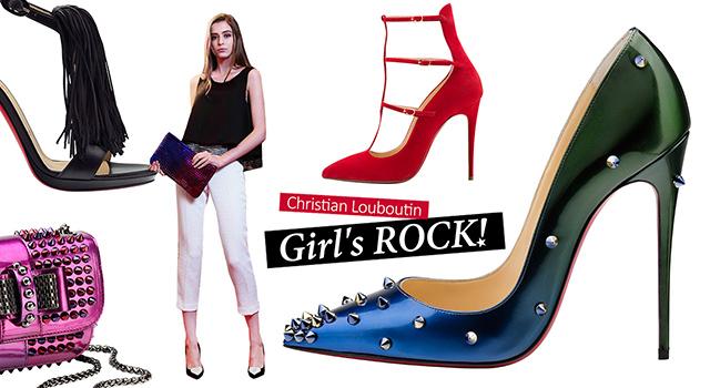 名媛最愛紅底鞋  一雙動輒上萬元的魅力在...