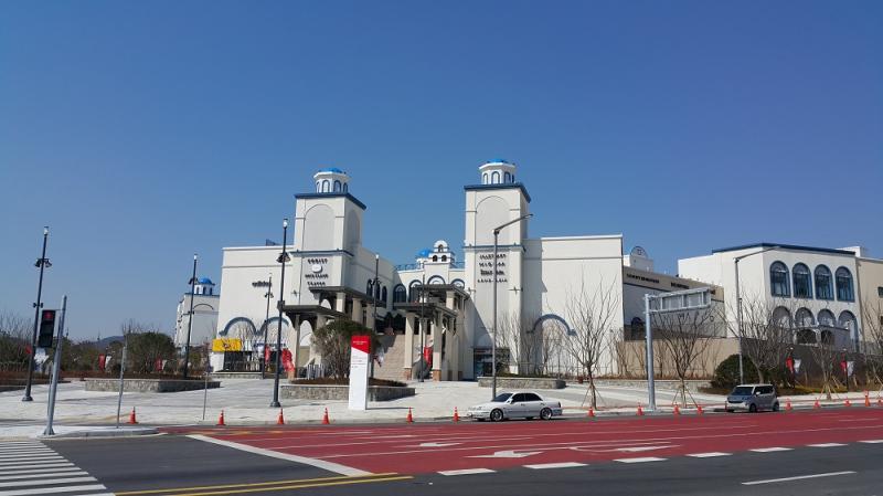 伊麗莎>>全亞洲最大的OUTLET兼複合式購物中心在東釜山
