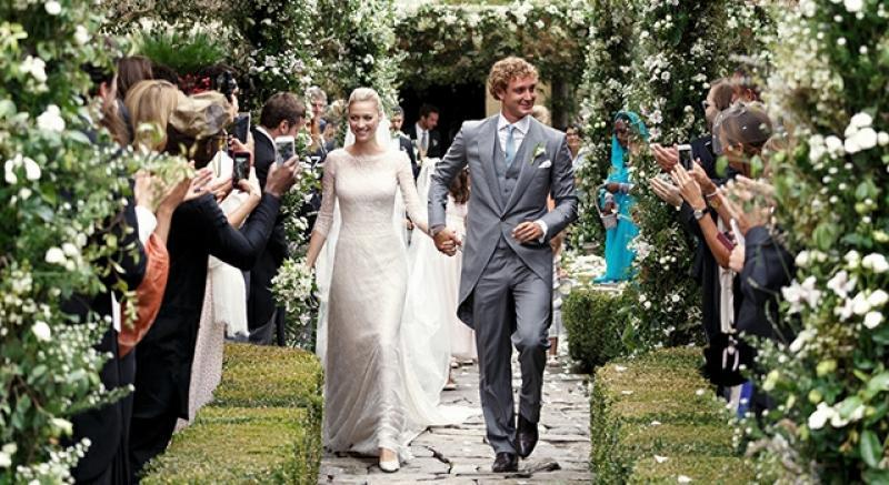 嫁入皇室剛好而已的她!封島婚禮堪稱真實童話故事