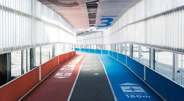 趕飛機專用跑道?2020東京奧運成田機場準備好了!