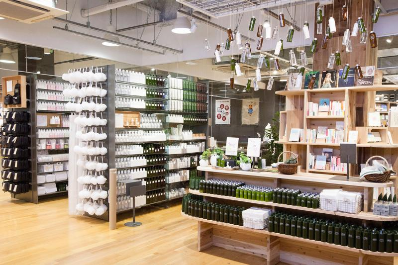 MUJI's World's Largest Flagship Store Reopening on Sep. 4.