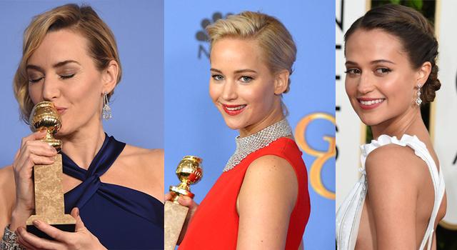紅毯是殘酷的!金球獎最佳與最醜妝容女星是她們!
