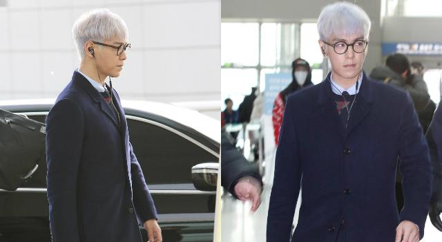 銀白色頭髮也能迷死人!因為他是韓國男神T.O.P啊