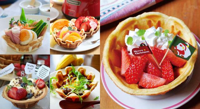 煮婦大感動!日本爆紅「杯子鬆餅」3分鐘超速美味上桌