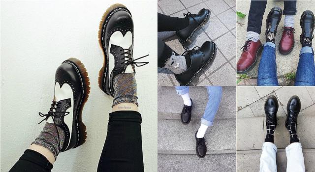 代購文章 - 馬汀鞋從功能性工作鞋變成一個次文化象徵。