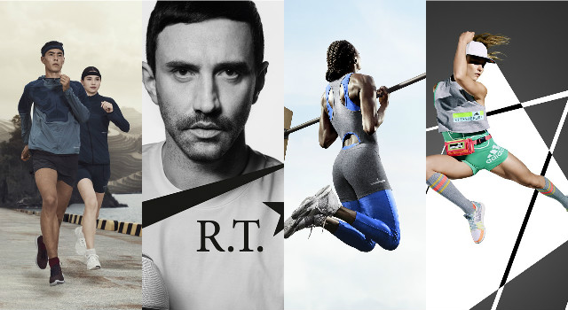 代購文章 -   越來越多運動品牌開始與時尚設計師合作