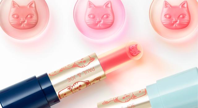 傳說中最愛貓咪的品牌!透明貓咪唇膏又來燒人了!