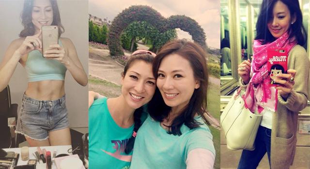 時尚媽咪Melody、李詠嫻:「結婚、生小孩,都沒理由放棄自己!」