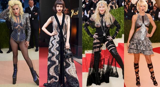 100張圖片帶你看紐約Met Gala!全球最大咖明星聚首紅毯拚版面