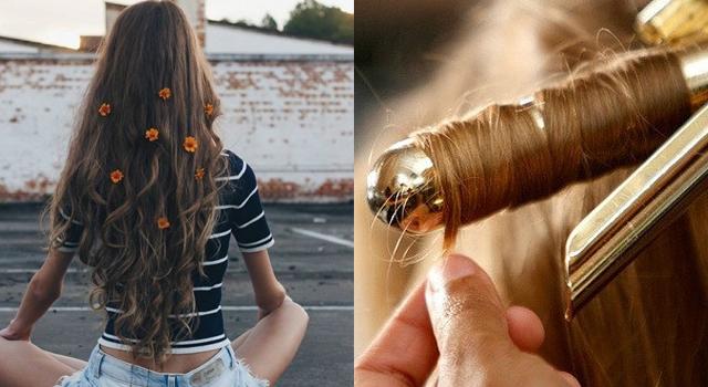老是搞不清捲髮方向?髮型師用電棒絕不會犯的錯誤是...