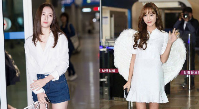 白襯衫有多必備?最美姐妹Jessica & Krystal親自穿給你看!