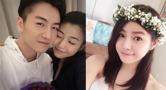 準新娘陳妍希散發幸福光 透露婚前狂做2件事
