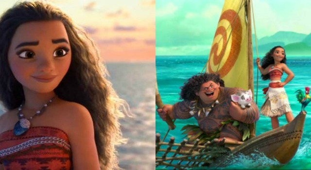 迪士尼第14位公主「Moana」在紅什麼?6魅力讓你不得不愛上她