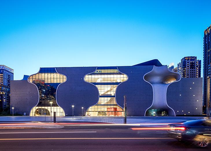 美到無法無天!全球最難建「台中國家歌劇院」3大亮點好親民!