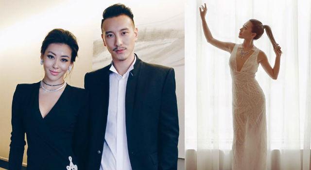 蔡詩芸後悔太快嫁王陽明?瑪丹娜鑽戒設計師來台讓她心動了!