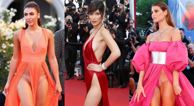露「該邊」竟成紅毯新流行?台灣女星、爆夯超模私密部位接連失守太赤裸