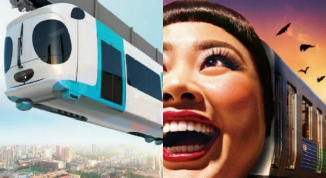 假期去哪玩?強國熊貓寶寶、日本渡邊直美…各國最狂列車等你來搭!