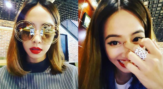 (圖多)蔡依林性感紅唇大爆發!貼身彩妝師:Jolin美唇秘密關鍵是「形狀」!