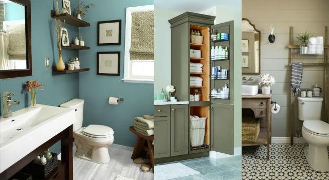 浴室天天刷洗也別放!這些日常用品容易變質、變色、長細菌!