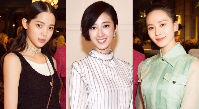 桂綸鎂「台灣第一」笑貼G-Dragon!結伴歐陽娜娜、劉詩詩深入直擊香奈兒工坊大秀