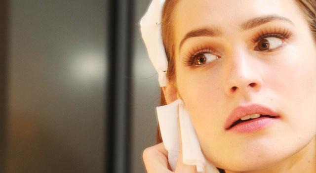 柳燕>>粉刺冒不停終於有解了!這樣做把臉洗得更乾淨...