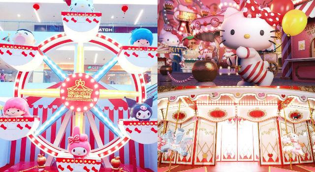 拍到手機沒電的超萌打卡聖地!玩翻Hello Kitty展你不能錯過的最強攻略!