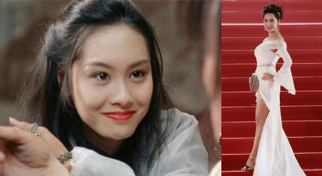 45歲「紫霞仙子」朱茵神復出!扮村姑演活20歲少女竟毫無違和感!