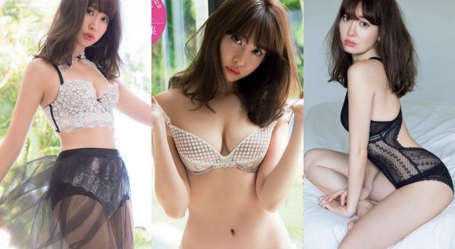 小嶋陽菜噴血美照實在太誘惑!日本女生最愛的內衣款式果然是...