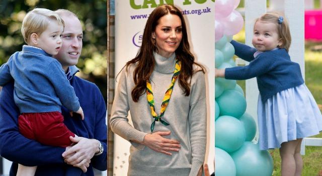 真的懷孕了嗎?凱特王妃靠這招低調甩開謠言實在太聰明!