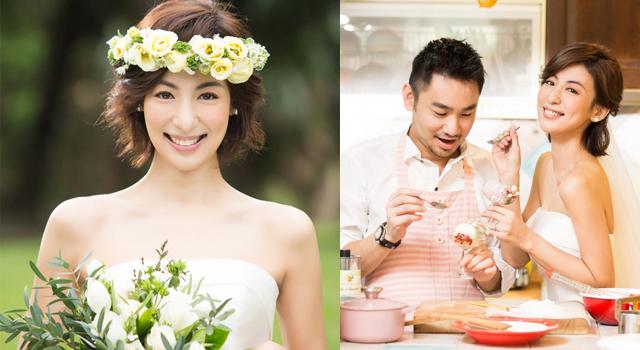 女星大久保麻梨子樂當台灣媳 透露:日本女生婚前一年開始做...