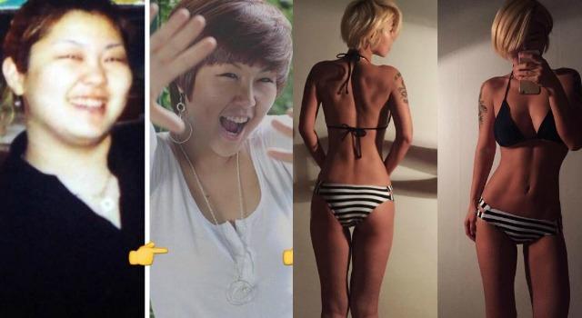 靠瑜伽墊在家練就瘦了50公斤!韓國健身教練:瘦小腹4動作在家狂做吧!