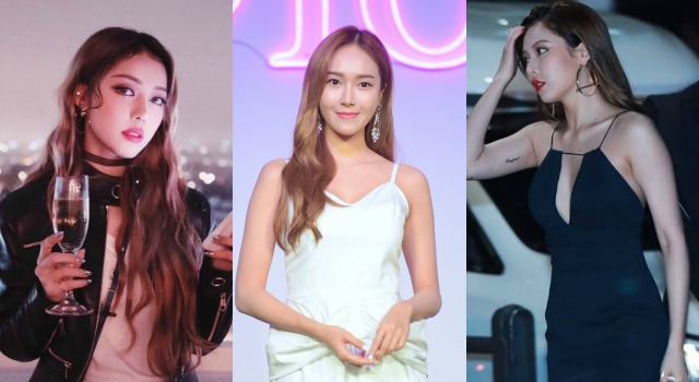 潔西卡、泫雅、Pony通通愛上它!超顯色「漆光唇」春夏回歸韓妝流行!