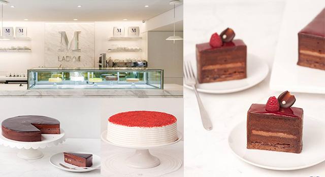 就是今天!紐約甜點Lady M旗艦店盛大開幕,5款首次登台蛋糕一定要品嘗