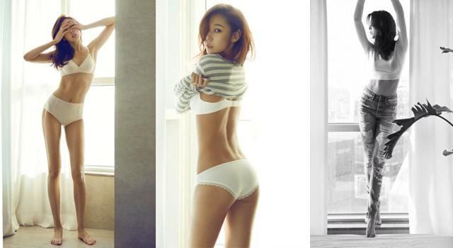 側面看大腿前側肥肉凸出?韓國第一美腿公開:這樣「蹲」腿就瘦了!