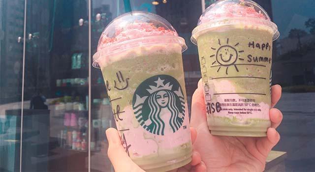 只有台灣才喝得到!星巴克限量「抹茶草莓星冰樂」售完為止,抹茶控草莓控請加快腳步!