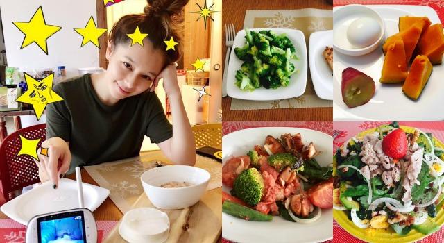 徐若瑄「18天瘦3公斤減肥菜單」真的可以健康瘦?營養師表示...