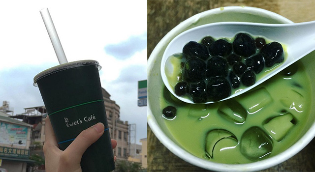 (影片)抹茶控、珍珠控快過來!便利商店推抹茶珍珠拿鐵 這個「小動作」讓口感更有層次