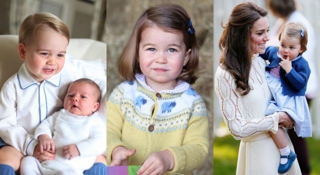 英國皇室微笑小公主夏綠蒂兩歲生日快樂!最新慶生萌照曝光再度甜暈一票粉絲