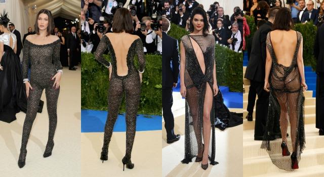 MET Gala紅毯女星比美大亂鬥!赤裸露臀、誇張蒙面全上陣