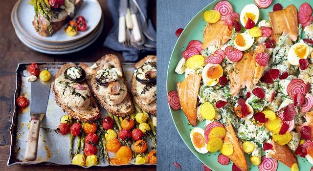 減肥吃水煮餐過時了!英國名廚傑米‧奧利佛3道低卡食譜讓你又瘦又飽的!