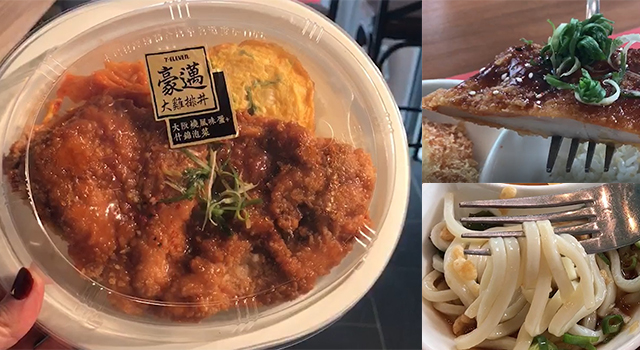 (影片)正港銅板美食在這裡!跟臉一樣大的雞排丼飯居然不到100元