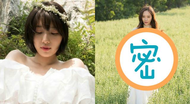 最美新娘當之無愧!韓國女神秀智、Krystal夢幻婚紗美照驚艷公開