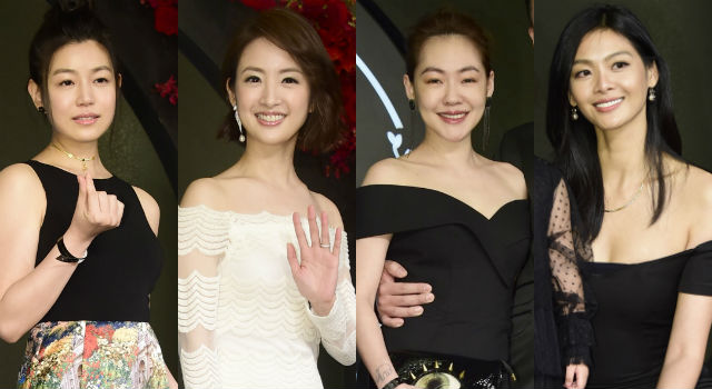 安以軒歸寧宴卡司太強大!林依晨、陳妍希、大小S婚禮穿搭美翻天